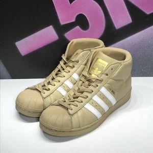 Adidas Superstar High top sneakers